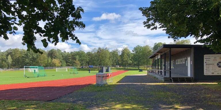"""Kommunen säger nej till elljus på Växjö DFF:s anläggning: """"En omöjlig ekvation"""""""