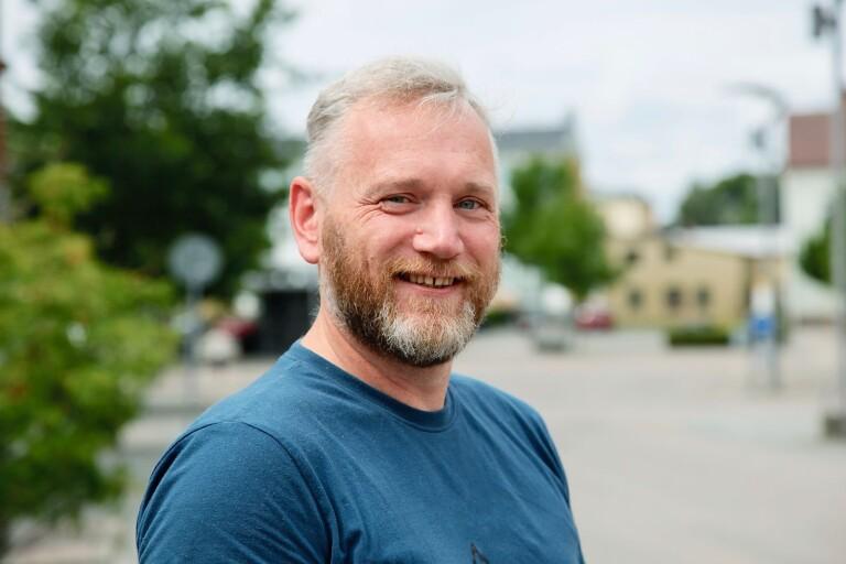 Sören Davidsen من مؤسسة Fryshuset
