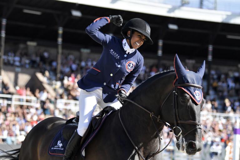 Svenska hoppryttarens OS-fall tas upp i Cas