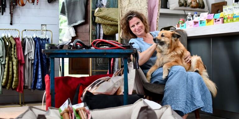 Populära Reunion utökar med hundbutik