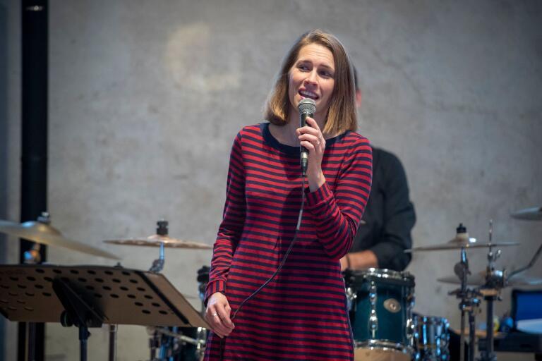Ida Fahl har vunnit Sveriges Kyrkosångsförbunds tonsättartävling.