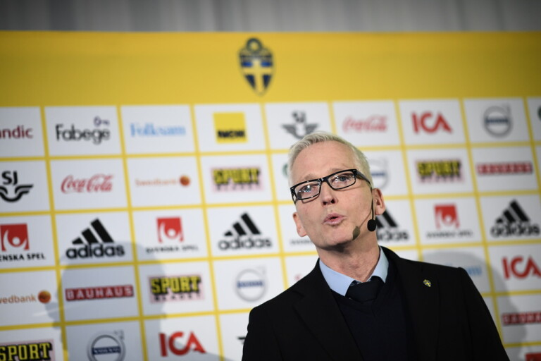 Sjöstrand pressades om klimatet i landslaget