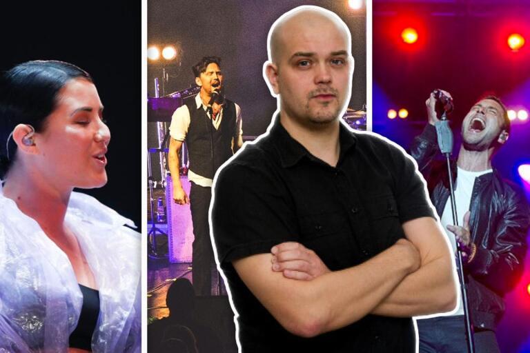 Christian Gustafsson: Kalmar stadsfest har aldrig bokat bättre
