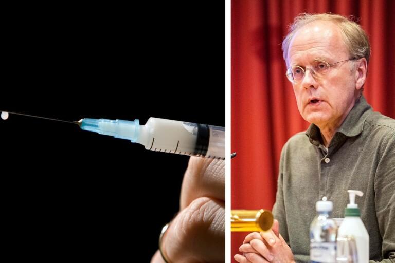 """Ny strategi: """"Vi förbereder oss för covid-vaccinationen"""""""