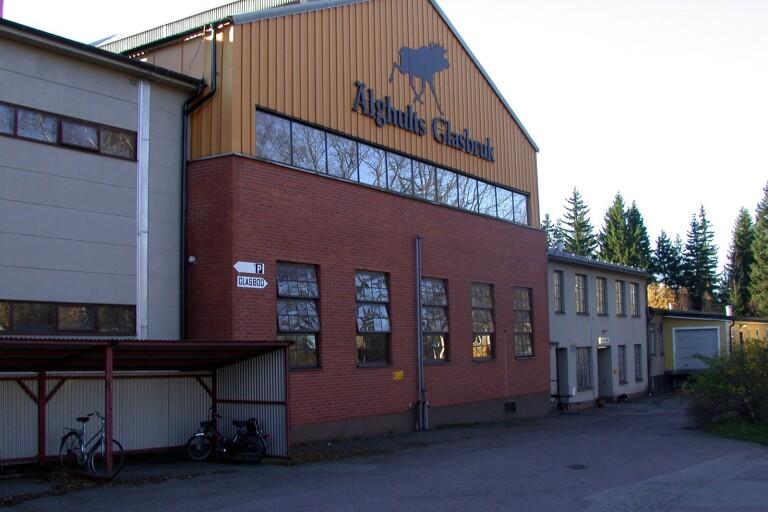 Området runt Älghults glasbruk saneras i höst