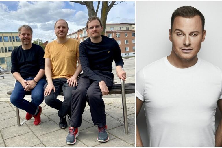 """Kalmarbor har skrivit årets Pridelåt: """"En fantastisk känsla"""""""