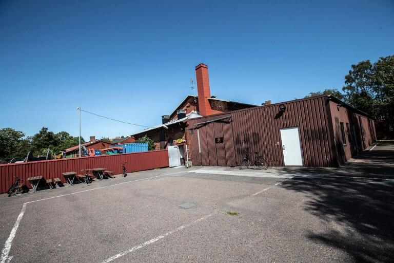 Gamla Gasverket är en viktig symbol för Trelleborg, menar skribenten.