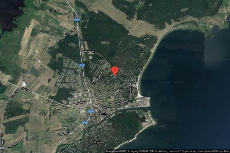 139 kvadratmeter stort hus i Åhus sålt till nya ägare