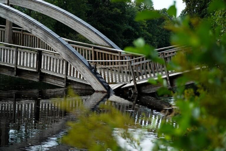 """Efter raset – får en ny gångbro: """"Har inte rått några tveksamheter"""""""