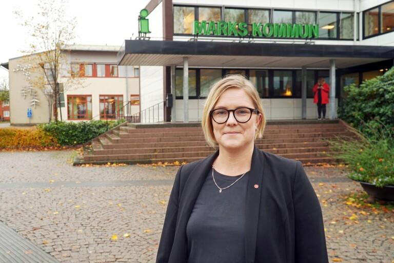 Jessica Rodén tar över ordförandeklubban i kommunstyrelsen i januari.