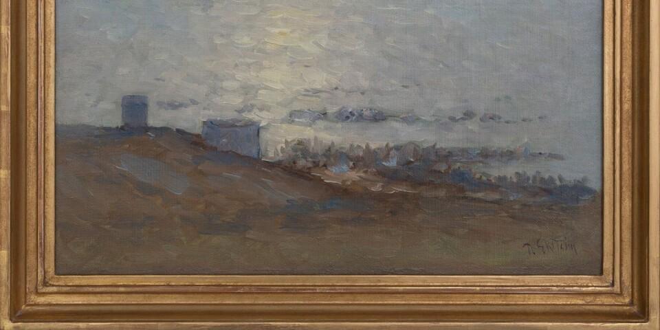 Ölandsbild av Per Ekström