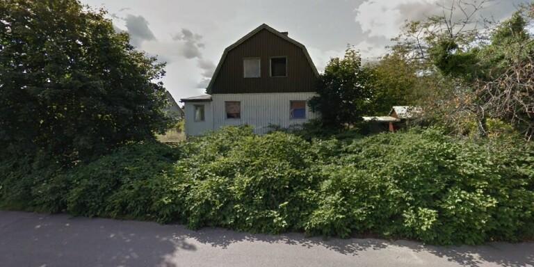 Huset på Västra Järnvägsgatan 6 i Glimåkra sålt för andra gången på kort tid