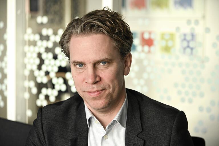 Statsvetaren Göran von Sydow, chef för Sieps. Arkivbild.