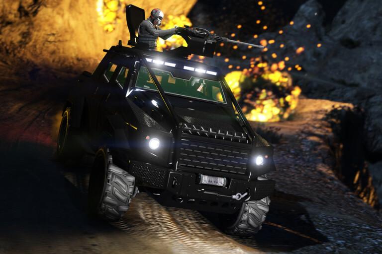 """Tropisk ö införs i """"GTA Online"""""""