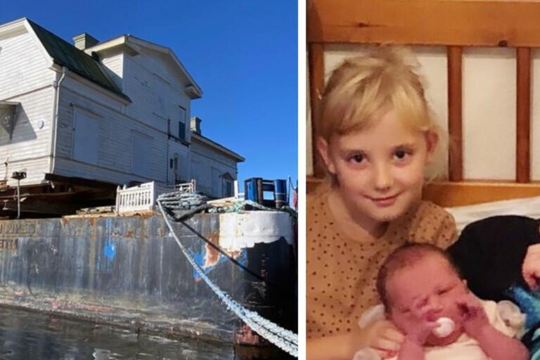 Veckan som gick: Spektakulär husflytt och födsel vid E22