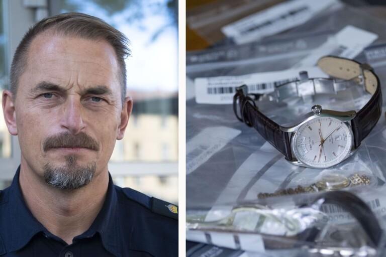 Polisen söker ägare till stulna smycken – kan finnas i länet