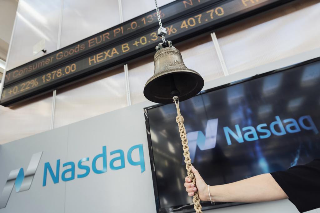 Ericsson steg på svag börs