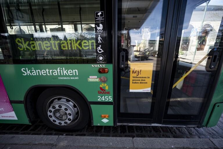 Ny nedgång för Skånetrafiken