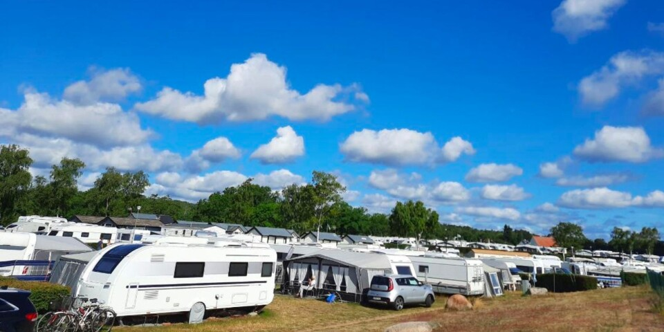 Tobisviks camping framröstad till Årets turistmål 2019.
