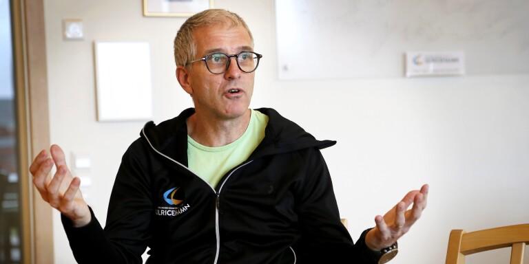 """Johan Falk är glad att inte vara arrangör för världscupen i Dresden eller Davos – """"Hade jag varit i deras kläder så hade jag känt en betydligt större oro""""."""