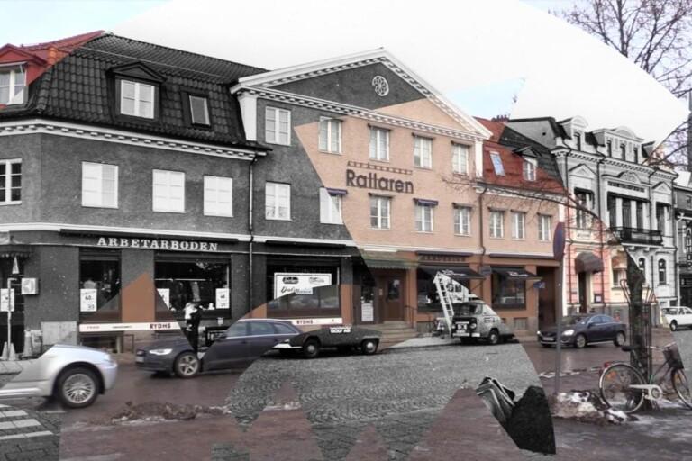 TV: Växjö centrum då och nu, del 5