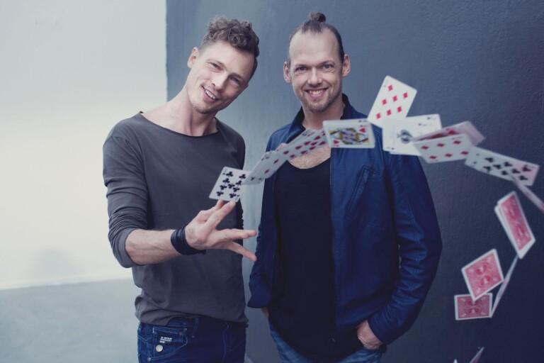 Magisk duo återvänder till Växjö