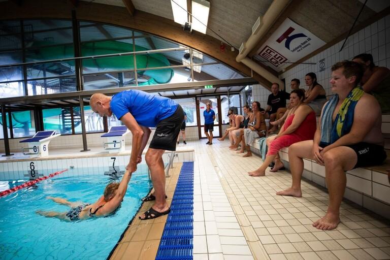 Efter drukningsolyckan i Falsterbo pausades all simundervisning i Trelleborg under två veckor för extra utbildning i hjärt-lungräddning och livräddning för personalen.