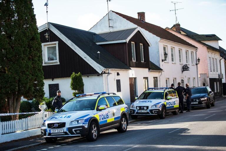 Den 18 oktober slog den 87-årige klagstorpsbon larm till polisen och berättade att hans sambo var död. Nu döms han av Ystads tingsrätt för dråp.