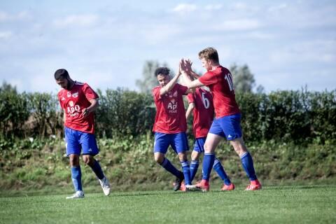 42 lokala fotbollsmatcher kommande vecka – här är alla