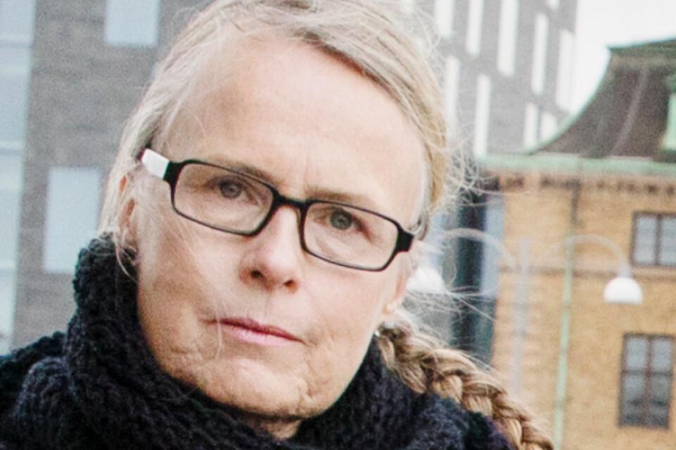 Ninni Carlsson, forskare och lärare vid Institutionen för socialt arbete, Göteborgs Universitet.