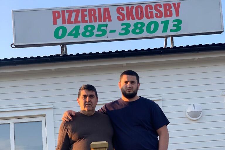 Efter branden – nu öppnar Pizzeria Skogsby igen