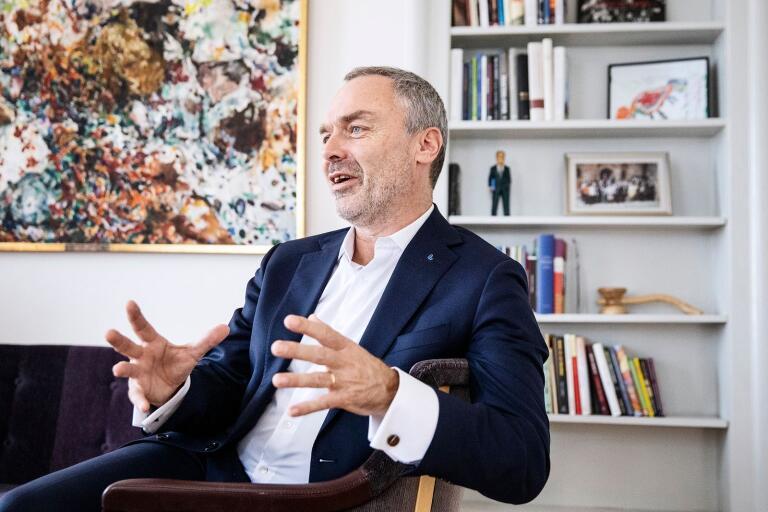 Jan Björklund avgick som partiledare för Liberalerna och lämnade riksdagen 2019. 1 september blir han ambassadör i Rom.