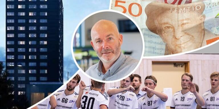 Tredje gången gillt – så blev Växjö Vipers Sveriges rikaste innebandyklubb