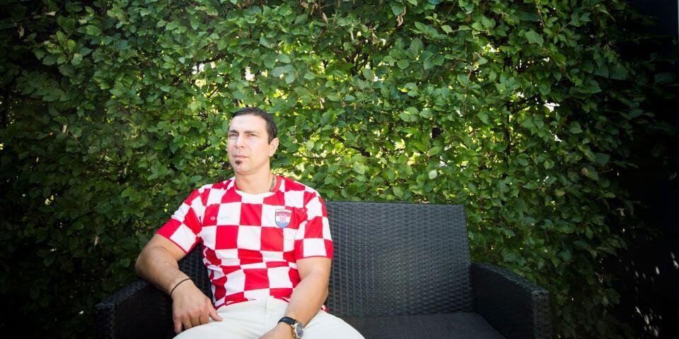 Boråsaren Stefan Krajacic tror att VM är sista chansen för den starka kroatiska generationen med bland annat Luka Modric och Ivan Rakitic.