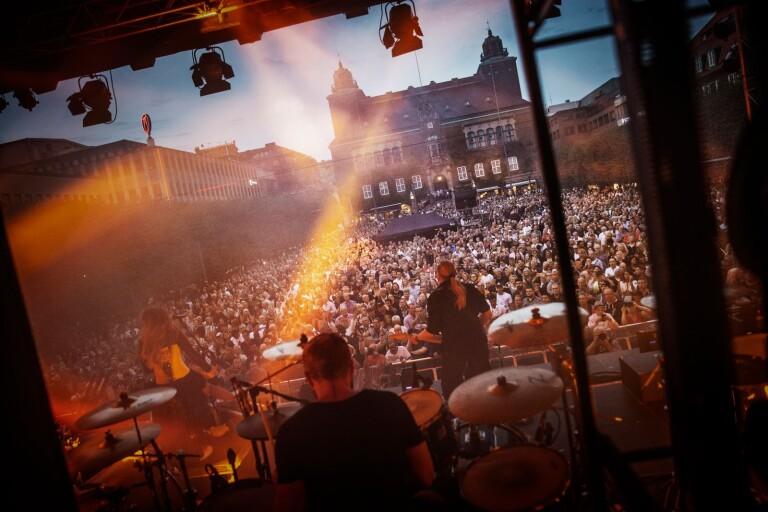 Sommartorsdagarna på turné i Sjuhärad