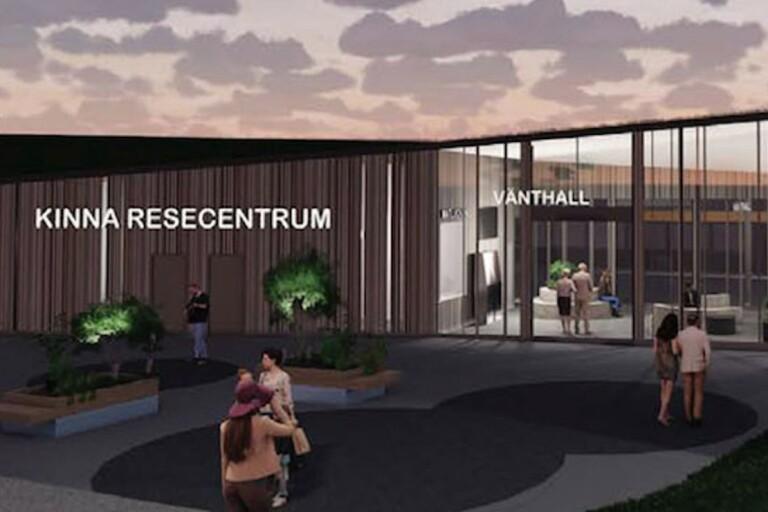 Kommunen köper ut restaurangen – nu kan planerna på nytt resecentrum gå vidare