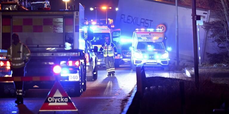 Lastbilsföraren är tidigare dömd för rattfylleri
