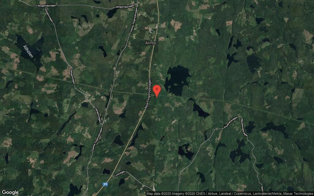 Nya ägare till tomt i Karlshamns kommun – priset: 550000 kronor