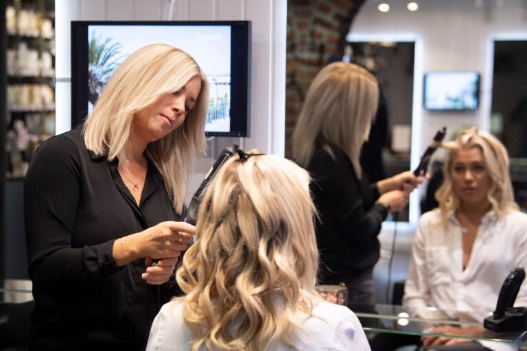 Nu ska våra frisyrer vara hållbara och personliga