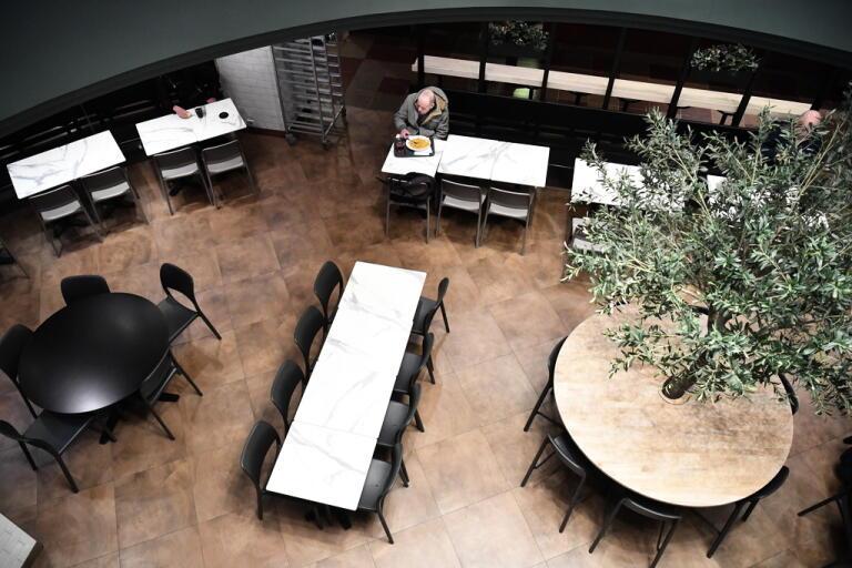 Restaurangsektorn är en av de sektorer som haft det svårt i krisen när många människor hållit sig hemma. Arkivbild.
