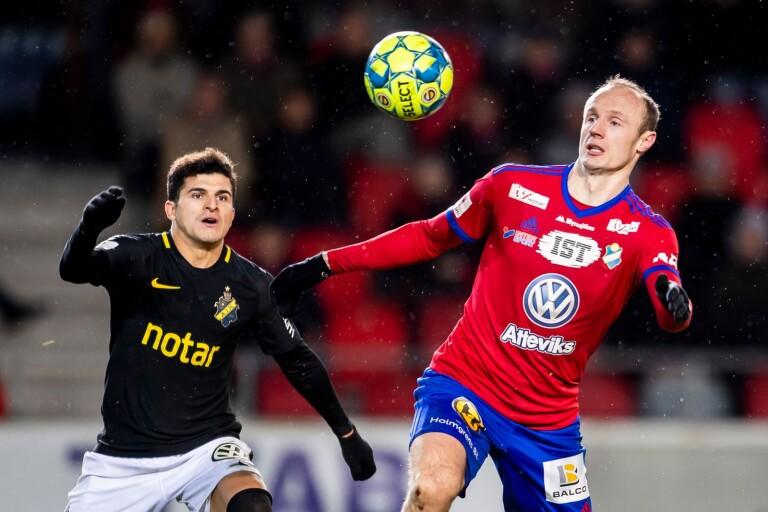 Anfallaren missar Östers match