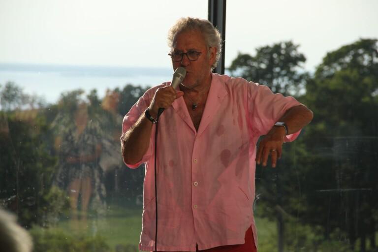 Uppskattad specialkonsert med Tommy Körberg