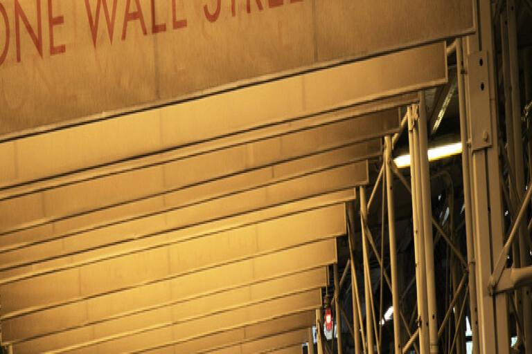 Techaktier i topp på Wall Street