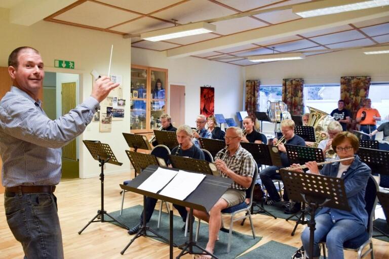 Orkestrar bjuder på gemensam konsert