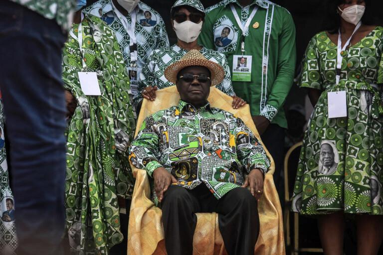 Politisk valoro stegras i Elfenbenskusten
