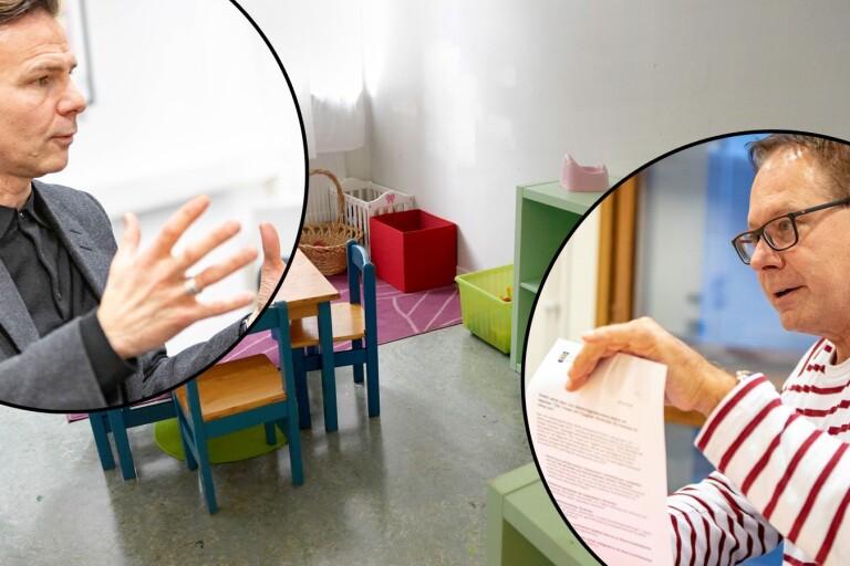 Man misstänks för grovt sexuellt utnyttjande av förskolebarn i Kristianstad
