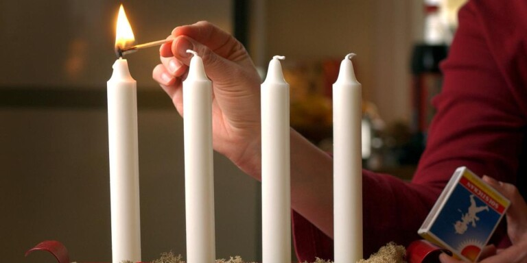 Advent – and a longing for Christmas