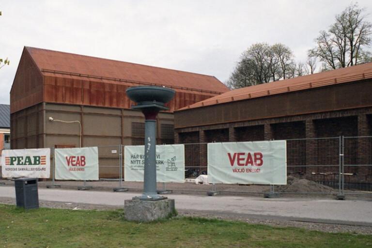 Transformatorstation kan ta hem Växjös byggnadspris
