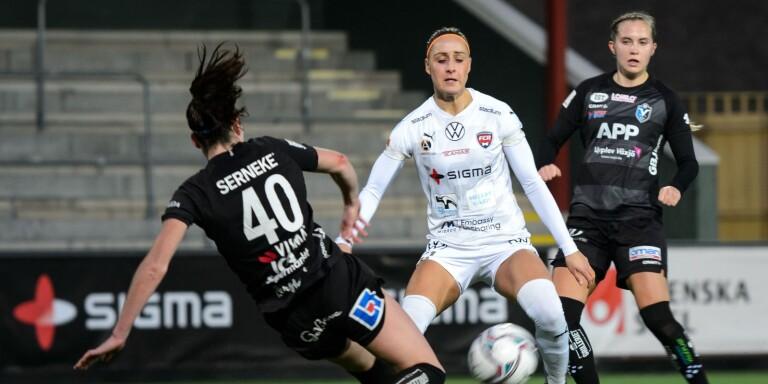 Tufft arbete på alla plan när Växjö DFF bygger för 2021 – 13 spelare med utgående kontrakt