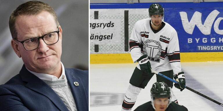 "Bogren om fler NHL–lån: ""Vi kanske måste agera snart"""